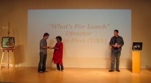 Chase Finn_WA2013_student award